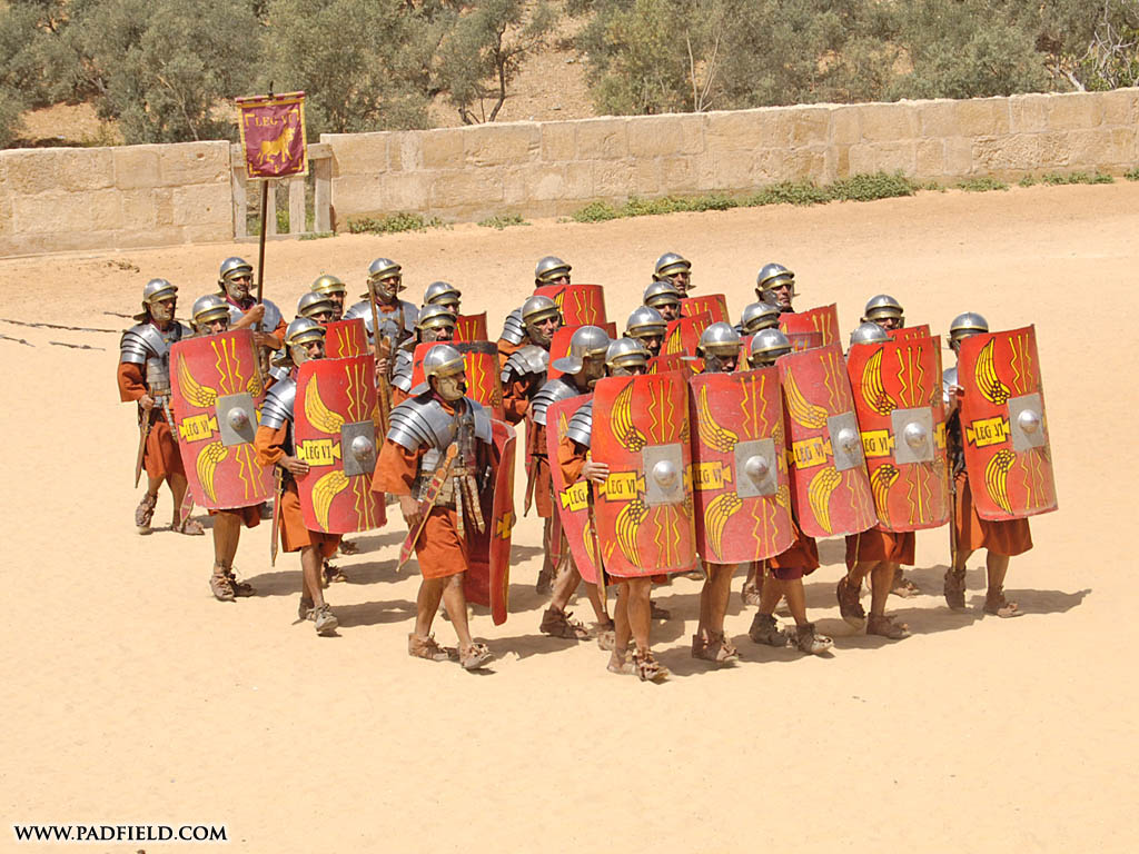 roman military Check out ten facts about the roman army of the early republic (753 -146 bc) that might establish their 'pattern' of world domination.