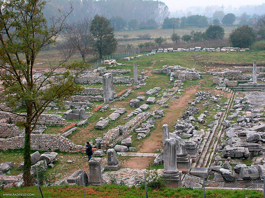 Philippi, Greece | Ancient Macedonia | Photographs for PowerPoint ...