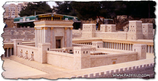 Second Temple in Jerusalem