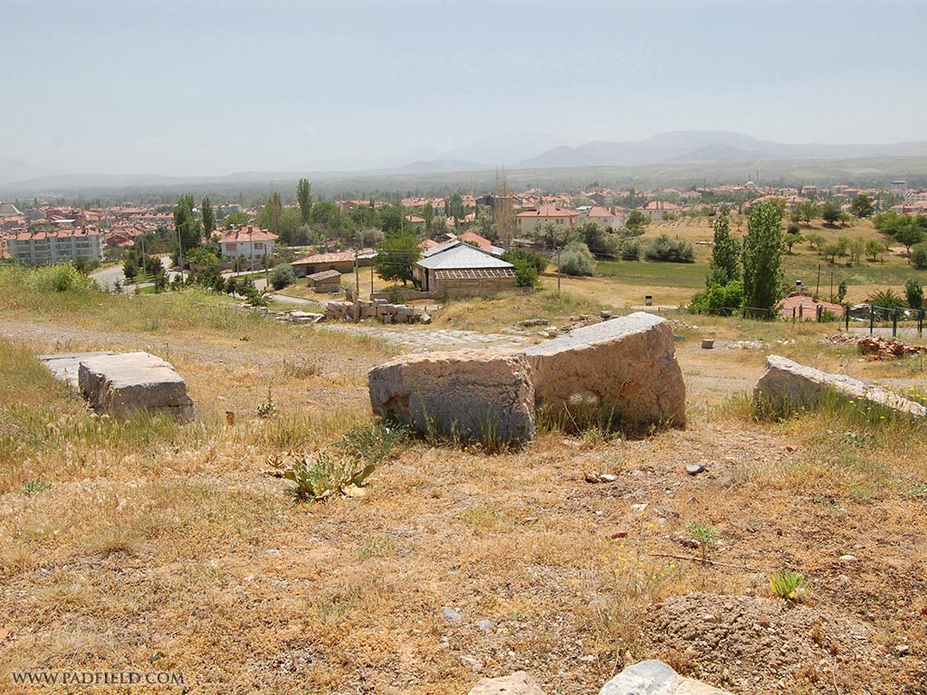 Antioch of Pisidia Photographs | Yalvac, Turkey | Pisidian Antioch ...