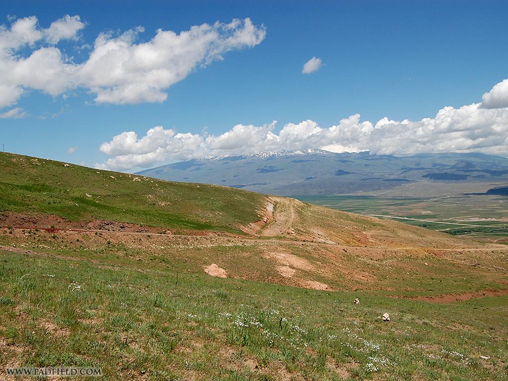 Durupinar Formation, Mount Ararat, Turkey, Noah's Ark Park