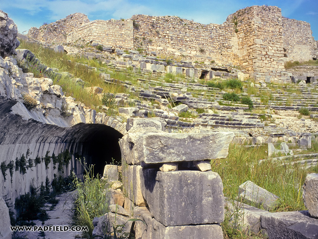 Miletus, Turkey  Milet, Miletos  Near Ephesus, Turkey